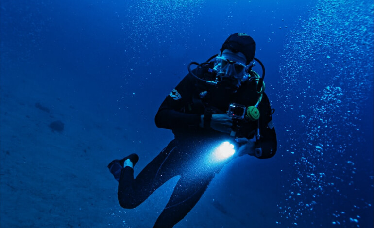 5 Best Dive Flashlight