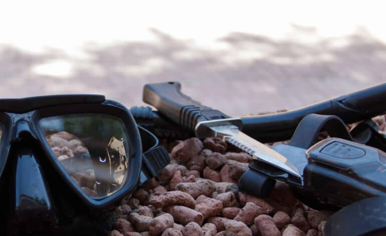 5 Best Scuba Dive Knives Review