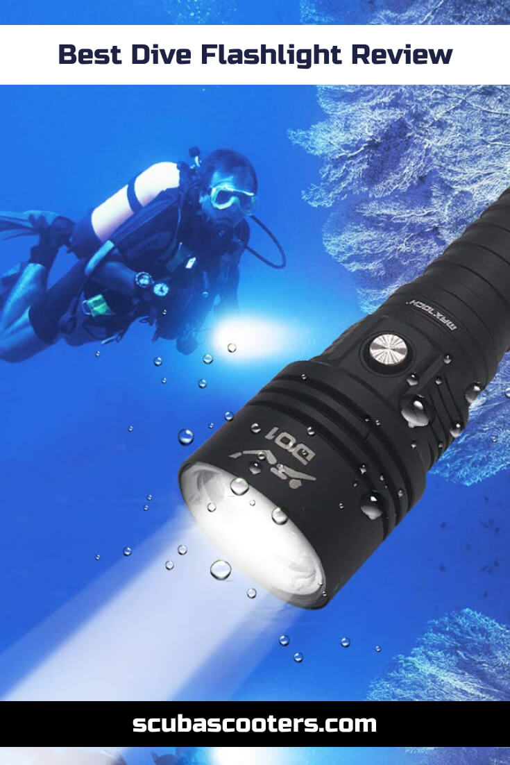 Best Dive Flashlight Review