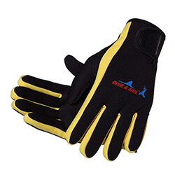 DIVE&SAIL Wetsuits Premium Neoprene Gloves