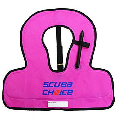 Scuba Choice Kid's Snorkel Vest