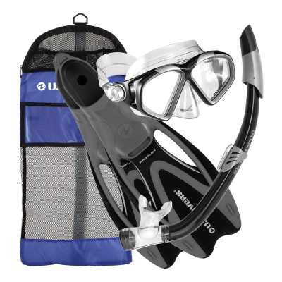 Seabreeze II Snorkel Set