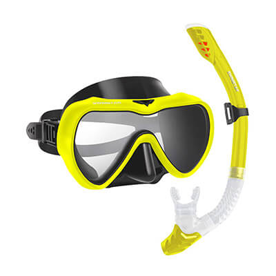 SwimStar Mask and Snorkel Set