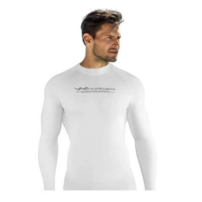 WindRider Men's Rash Guard Swim Shirt